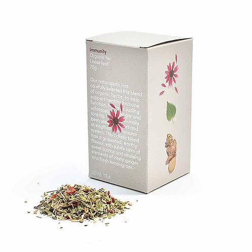 Tea, Immunity loose leaf 75g