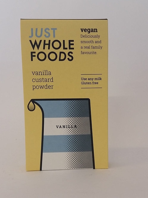 Custard powder, vanilla vegan