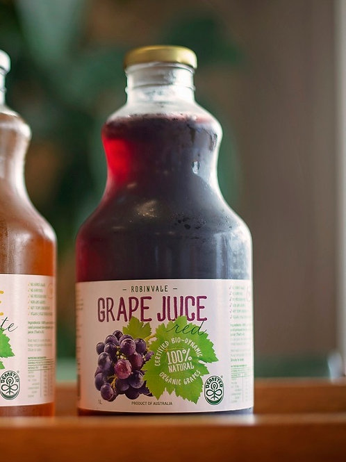 Juice, red grape 1L