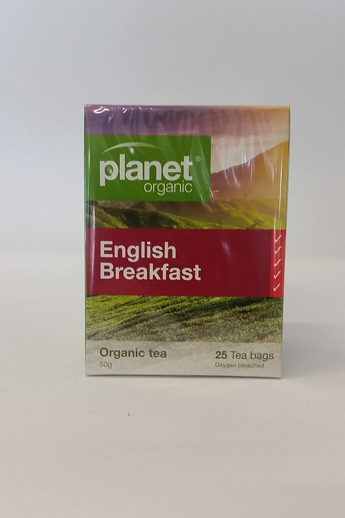 Tea, English breakfast 25 bags