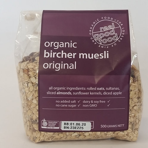 Bircher muesli, original 500g