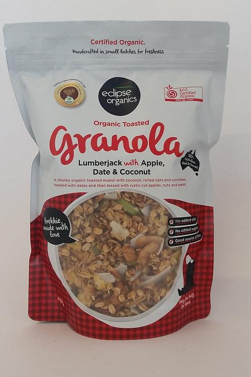 Lumberjack granola 410g