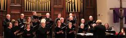 Lakeland Community Choir at WEPC