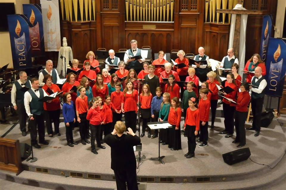 Lakeland Youth Chorale and Lakeland Community Chorus