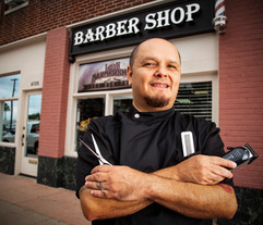 GEORGE THE BARBER