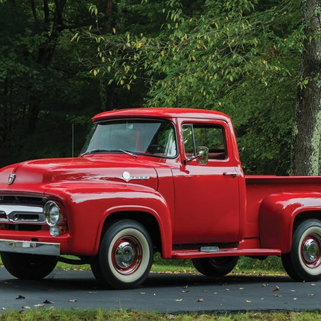 Do you insure your classic truck for 100% of its value?