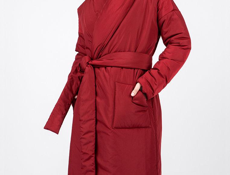 Утепленная куртка-одеяло