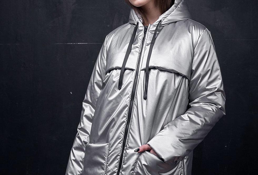 Утепленное пальто UNISEX