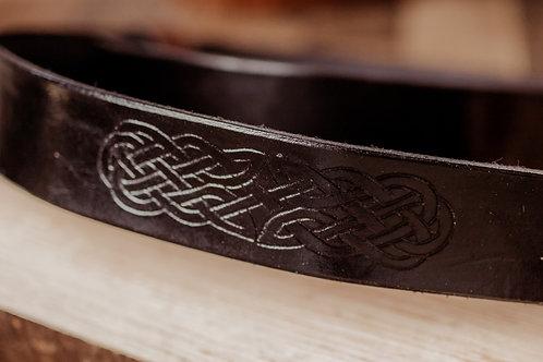 Deposit - Kilt Belts - Hand Carved