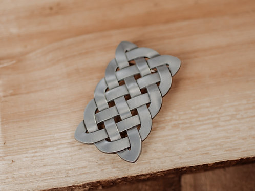 Celtic Braid Belt Buckle