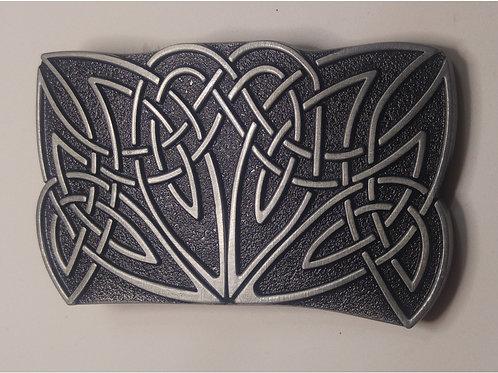 Belt Buckle - Celtic Heart