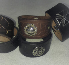 Celtic Cuffs
