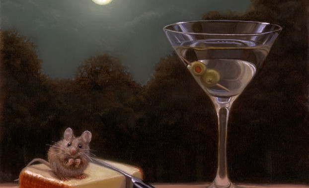 Moon, Mouse, Martini and Muenster