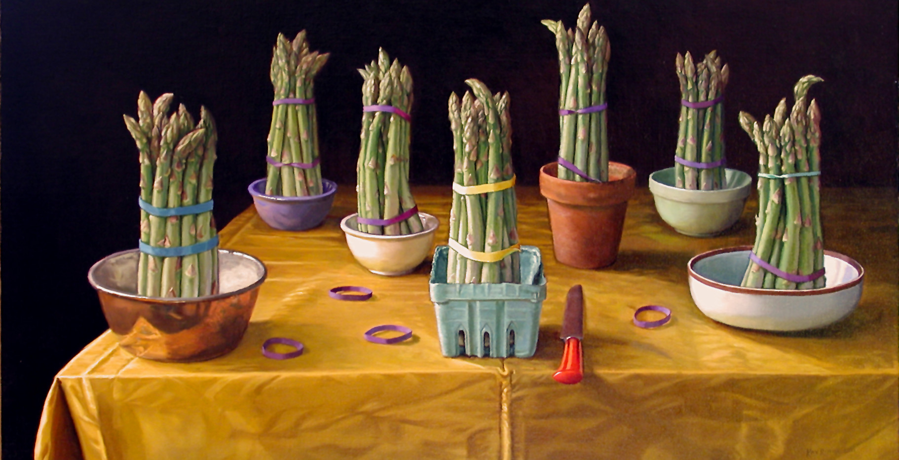 Asparagus Platoon