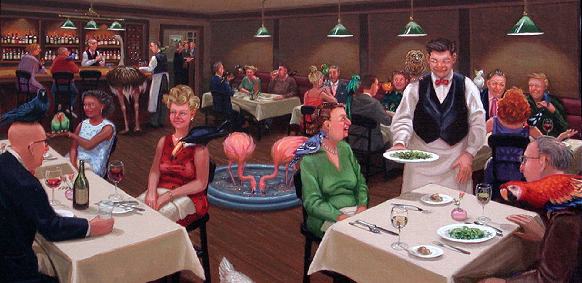 The Bird Restaurant