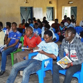 FROM YOUTH GROUP TO COOP, UGANDA