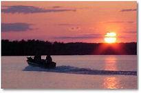 Mercer Beaver Lodge Turle Flambeau flowage fishing