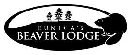 Eunica's Beaver Lodge logo