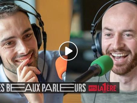RTS - Les Beaux Parleurs