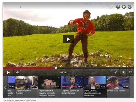 RTS Vidéo - La Puce à l'Oreille
