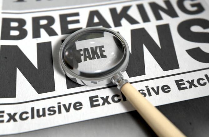 Saiba como evitar as fake news espalhadas pela internet