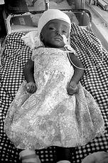 Dachelle, pediatric ward