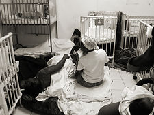 mothers, Pediatric ward