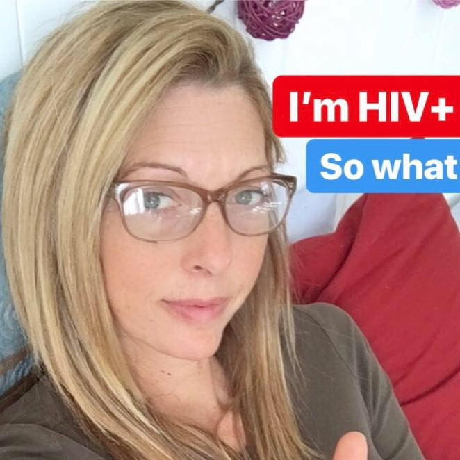 My HIV/AIDS Story | Jennifer Vaughan HIV Foun