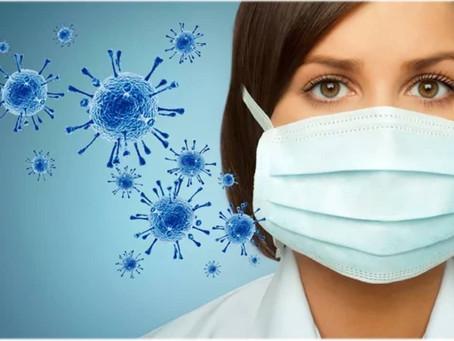 Меры по дезинфекции нашего салона и профилактики коронавируса