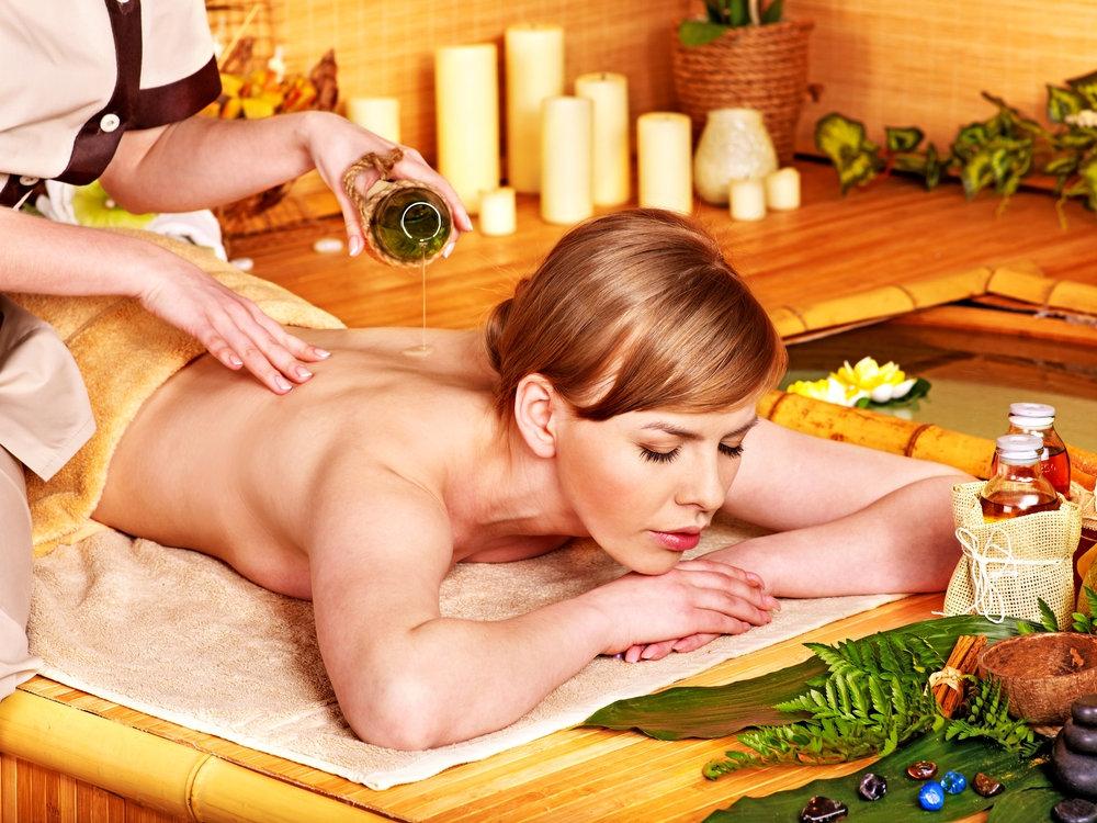 Тайскийоил массаж