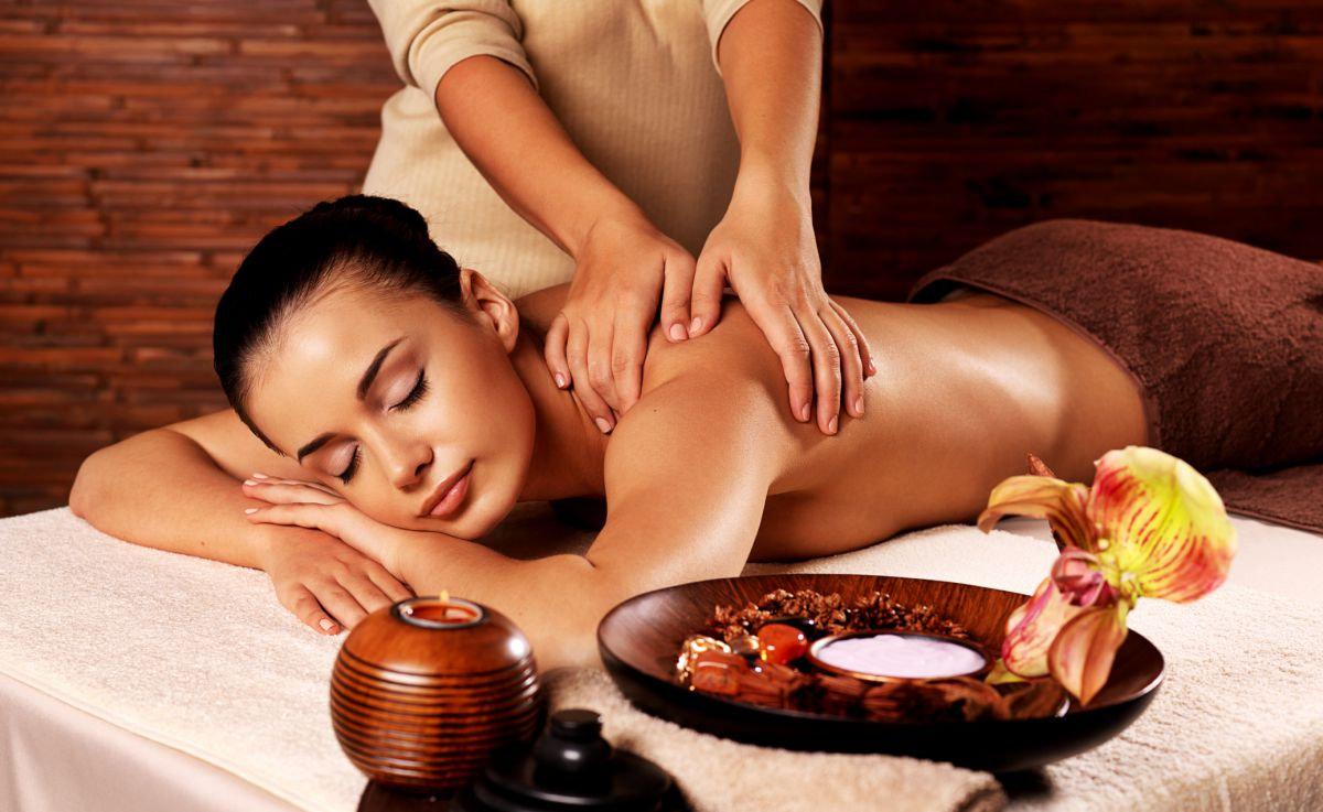 Тайский арома-массаж с кремом