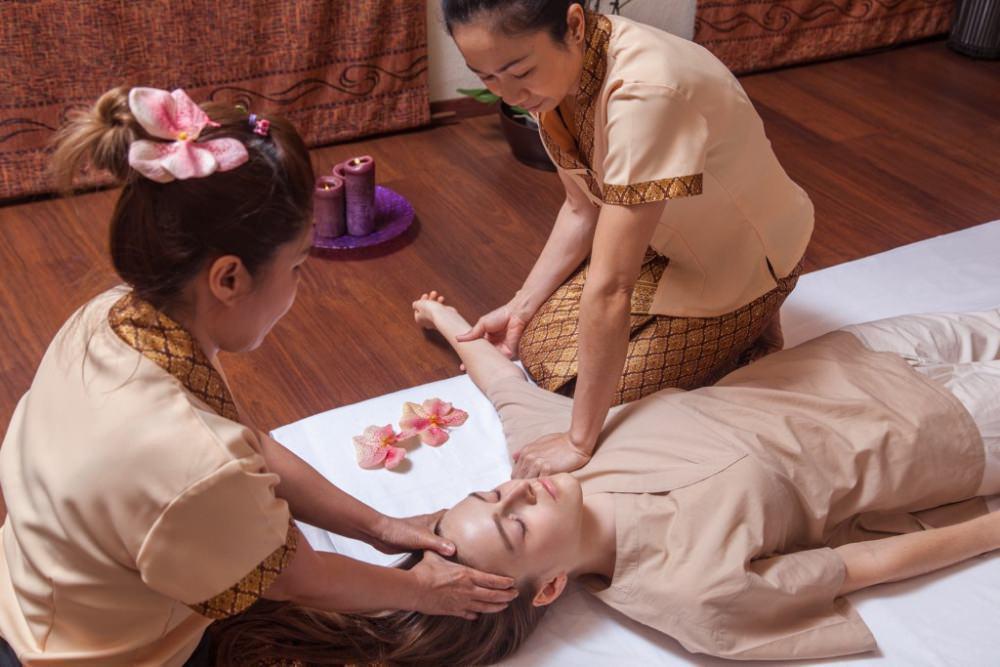 Тайский Королевский массаж