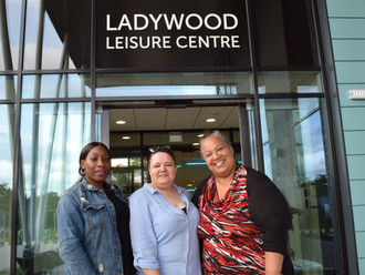 New jobs for Ladywood at the new Ladywood Leisure Centre