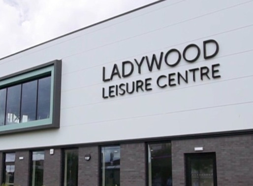 Generousity from the Ladywood Leisure Centre
