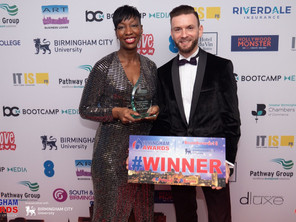 Suited for Success scoops Birmingham Award!