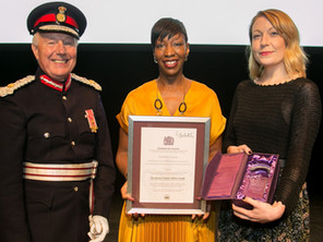 Suited for Success honoured with a Queen's Award for Voluntary Service