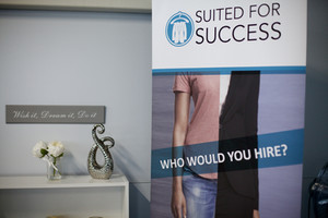 Suited for Success centre
