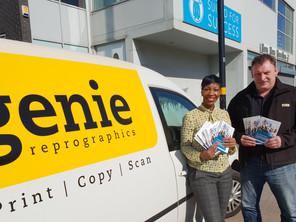 Genie Printing wish list support