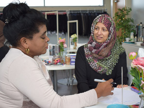 Building confident women ready for employment