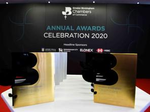 GBCC Awards 2020 - We Won!!!