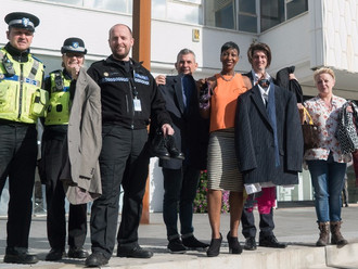 First ever JQ Suit Drive hailed a success