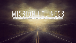 Mission Holiness