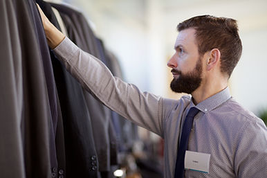 Donate interview suits for unemployed men and women