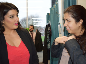 Wesleyan staff suit young people ready for employment success