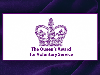 Suited for Success receives The Queen's Award for Voluntary Service