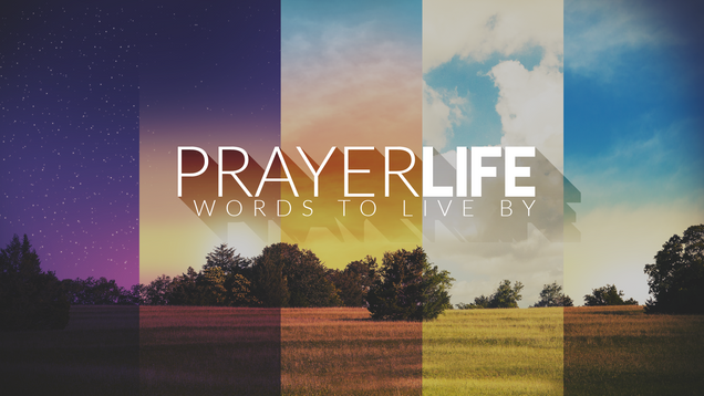 PrayerLIFE