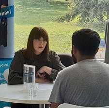 Interview coaching with KPMG