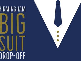 Birmingham Big Suit Drop Off