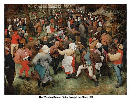 The Wedding Dance, Pieter Bruegel the El