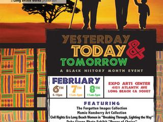 Black History Month Celebration 2015
